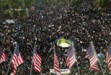 Photo of Μεγάλες διαδηλώσεις στις ΗΠΑ – Τα μαζεύει ο Τραμπ για τον στρατό