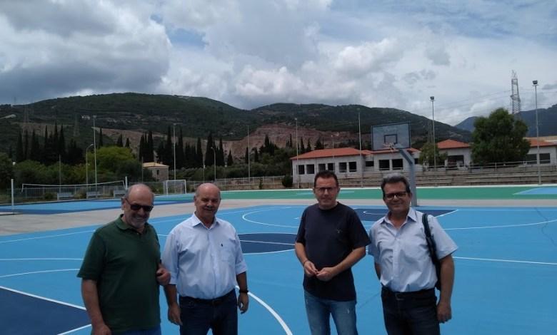 Photo of Ενωτική Πρωτοβουλία: Αθλητικές υποδομές σε όλη την Ναυπακτία