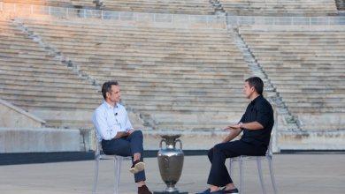 Photo of Ο Μητσοτάκης μιλάει για την κατάκτηση του Euro 2004 από την Εθνική