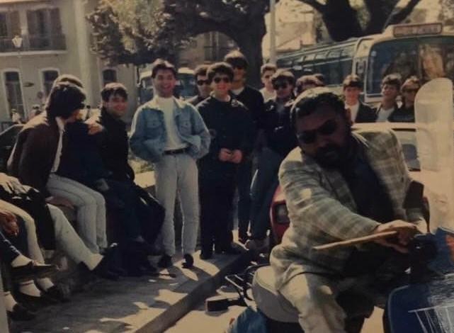 Photo of Ναύπακτος: «Έφυγε» αθόρυβα ο Γιώργος ο «Κουτσός»