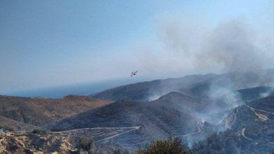 Photo of Σε εξέλιξη η φωτιά στην Κρήτη – Ολονύχτια μάχη έδωσαν οι πυροσβέστες