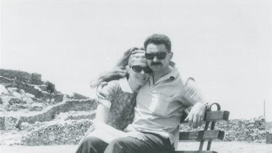 Photo of Συγκινεί η Μαριάννα Βαρδινογιάννη: Μέναμε με τον Βαρδή σε ένα δωμάτιο χωρίς ηλεκτρικό και θέρμανση