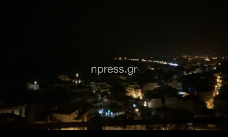 Photo of Κακοκαιρία Ιανός: Ισχυρή βροχόπτωση στην Ναύπακτο