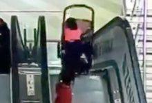 Photo of Σοκαριστικό βίντεο στην Ρωσία: Παιδιά εκτοξεύτηκαν από κυλιόμενη σκάλα ενώ η μητέρα τους ψώνιζε
