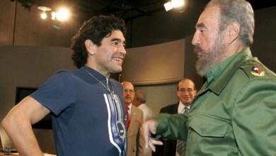 Photo of Μαραντόνα-Φιντέλ Κάστρο: «Έφυγαν» την ίδια μέρα – Η φιλία των δύο «μεγάλων» της Λατινικής Αμερικής