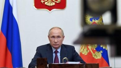 Photo of Το Κρεμλίνο λέει πως ο Πούτιν δεν μπορεί να συμμετάσχει στον εμβολιασμό για τον κορωνοϊό ως εθελοντής
