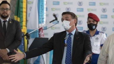 Photo of Μπολσονάρου για εμβόλιο κορωνοϊό: «Δεν πρόκειται να το κάνω, είναι δικαίωμά μου»