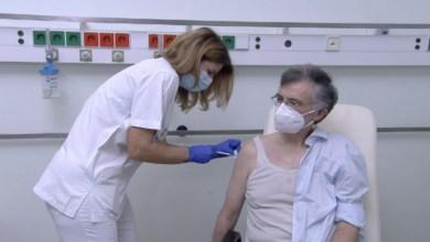 Photo of Εμβολιάστηκε και ο Σωτήρης Τσιόδρας: «Ούτε που το κατάλαβα»