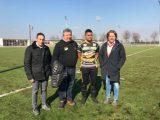 Patarò Rugby Calvisano ufficializza l'arrivo del nuovo giocatore giallonero Tauasosi Tuimavave