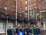 Giacobazzi Under 18 a Londra per un'esperienza indimenticabile in campo e fuori