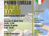 Corso allenatori di Rugby League a Noceto