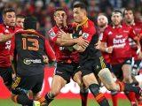 Super Rugby: cadono i campioni e le inseguitrici se la ridono