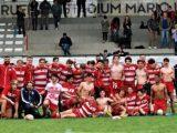Toscana Aeroporti Firenze Rugby 1931 U16 vince con merito il Trofeo degli Appennini