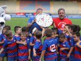 """Terza edizione da oltre 1500 presenze per il torneo Mini Rugby """"Lupo di Gubbio"""": trionfa il Rovigo"""