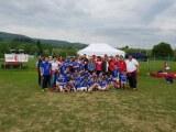 Bene il minirugby Cus Rugby Perugia a Città di Castello
