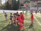 Reds Rugby Team: under 6 e under 8 al raggruppamento di Genova
