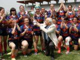Coppa Italia Femminile, il Rugby Parabiago vince il trofeo intitolato a Rebecca Braglia