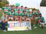 Il Benetton vince l'Automaster Rovigo Rugby Festival