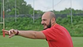 Filippo Santoro presenta la stagione del Rugby Mantova
