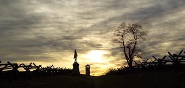 Antietam Sunrise
