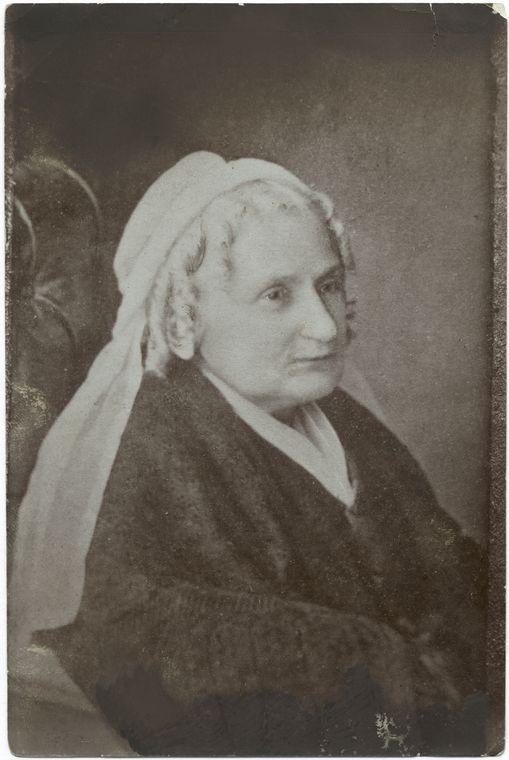 Mary Anna Randolph Custis Lee  Arlington House The