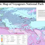 Nps Geodiversity Atlas Voyageurs National Park Minnesota U S National Park Service