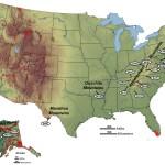 Convergent Plate Boundaries Collisional Mountain Ranges Geology U S National Park Service