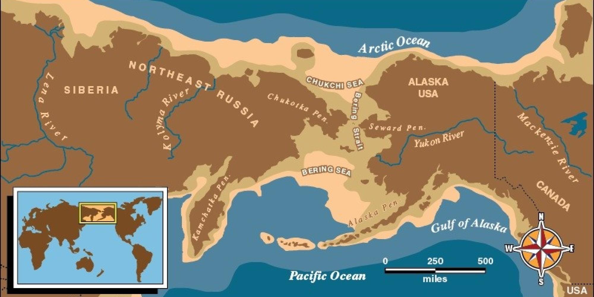 The Bering Land Bridge Theory