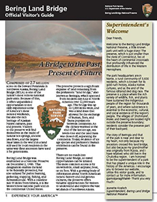 Brochures  Bering Land Bridge National Preserve US