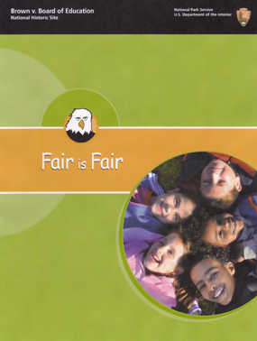 Fair is Fair teacher's guide cover