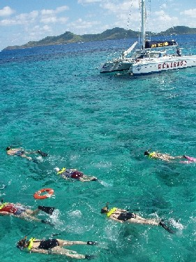 Outdoor Activities  Buck Island Reef National Monument U