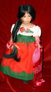 The Stories Behind the Costumes of Mexico  Chamizal