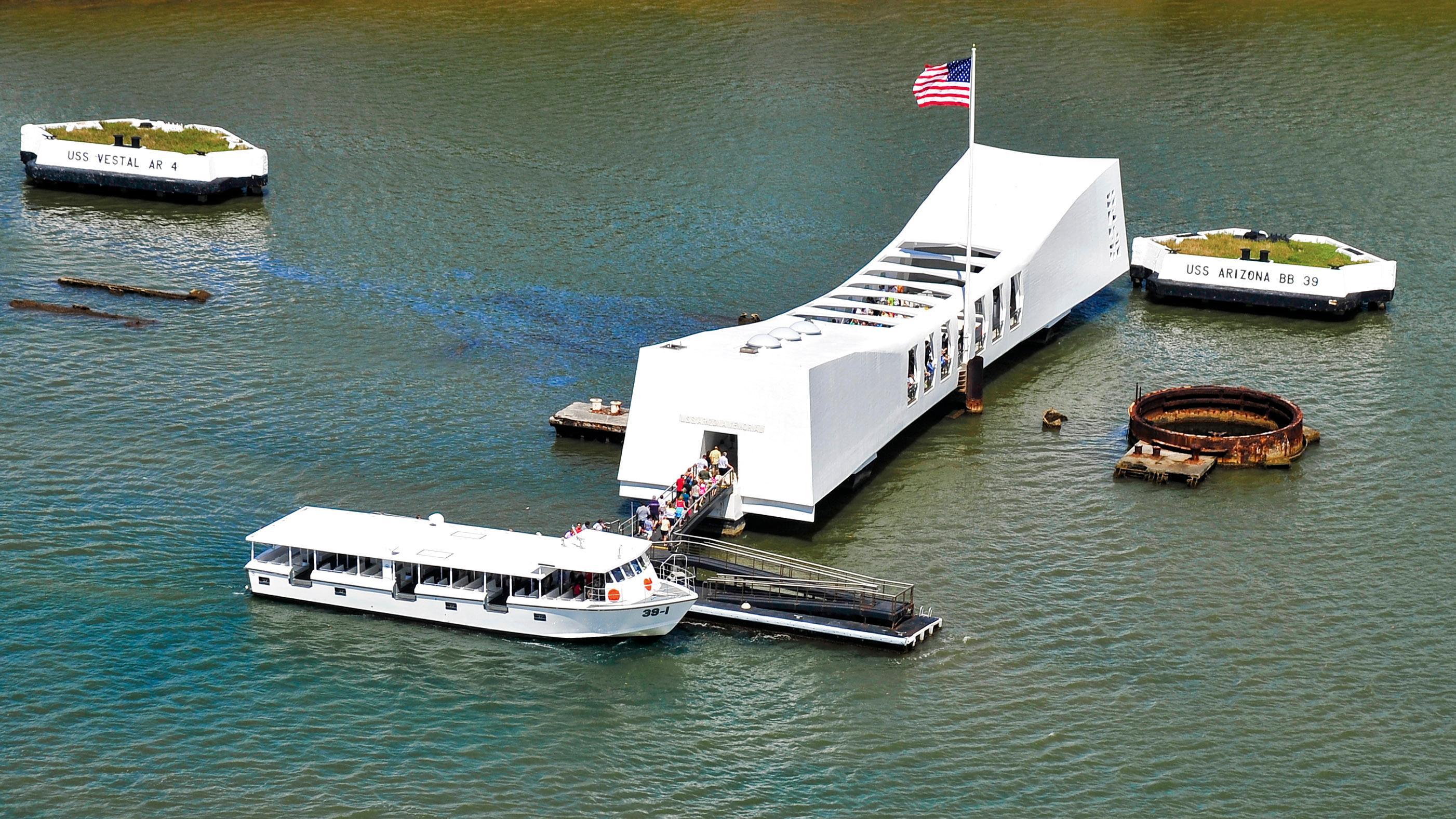 Pearl Harbor National Memorial U S National Park Service