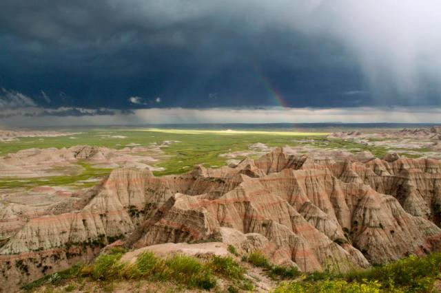 Rainbow During a Badlands Storm. Source: NPS.gov (https://i0.wp.com/www.nps.gov/common/uploads/photogallery/20150108/park/badl/F33ED138-EEAD-1B72-A9B6777B275839D1/F33ED138-EEAD-1B72-A9B6777B275839D1-large.jpg?resize=640%2C426&ssl=1)