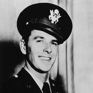 Image result for ronald reagan ww2
