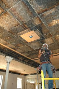 Restoration of Historic Ceilings - Golden Gate National ...