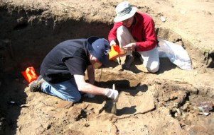 Archeology at Golden Gate - Golden Gate National Recreation Area (U.S. National Park Service)
