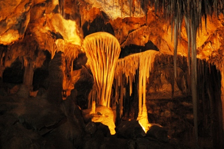Speleothems Cave Formations  Great Basin National Park