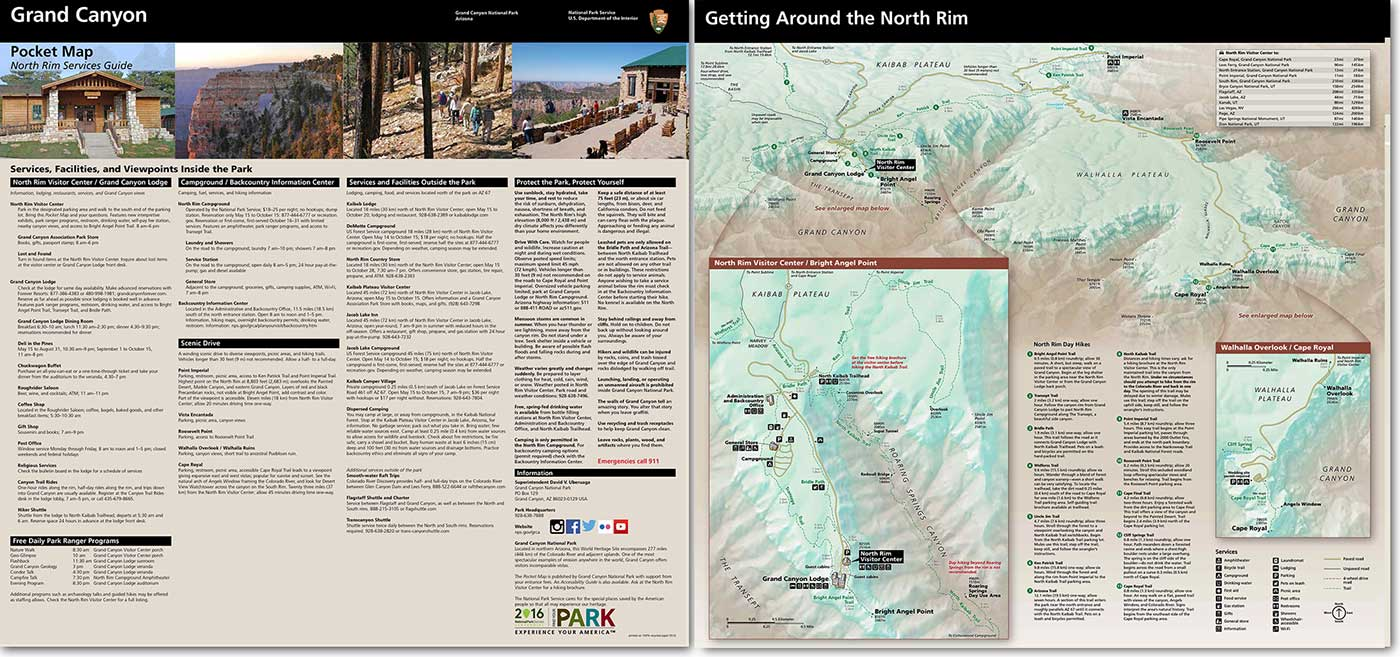 Learn about what a map is, its origins and how maps have evolved over time as technology has advanced. Maps Grand Canyon National Park U S National Park Service