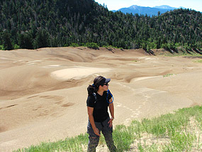 Weather Great Sand Dunes National Park Preserve US