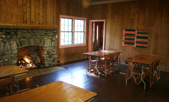 Spence Cabin River Lodge  Great Smoky Mountains National Park US National Park Service