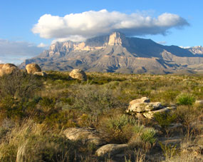 Fall Scenery Desktop Wallpapers Getting Around Guadalupe Mountains National Park U S