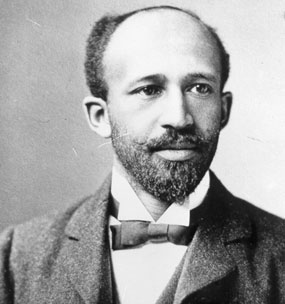 "web dubois speaks about ""stop complaining"""