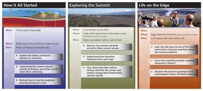 Volcanoes National Park - Ranger Programs