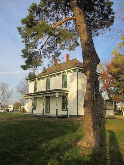 Truman Family Farm  Harry S Truman National Historic Site