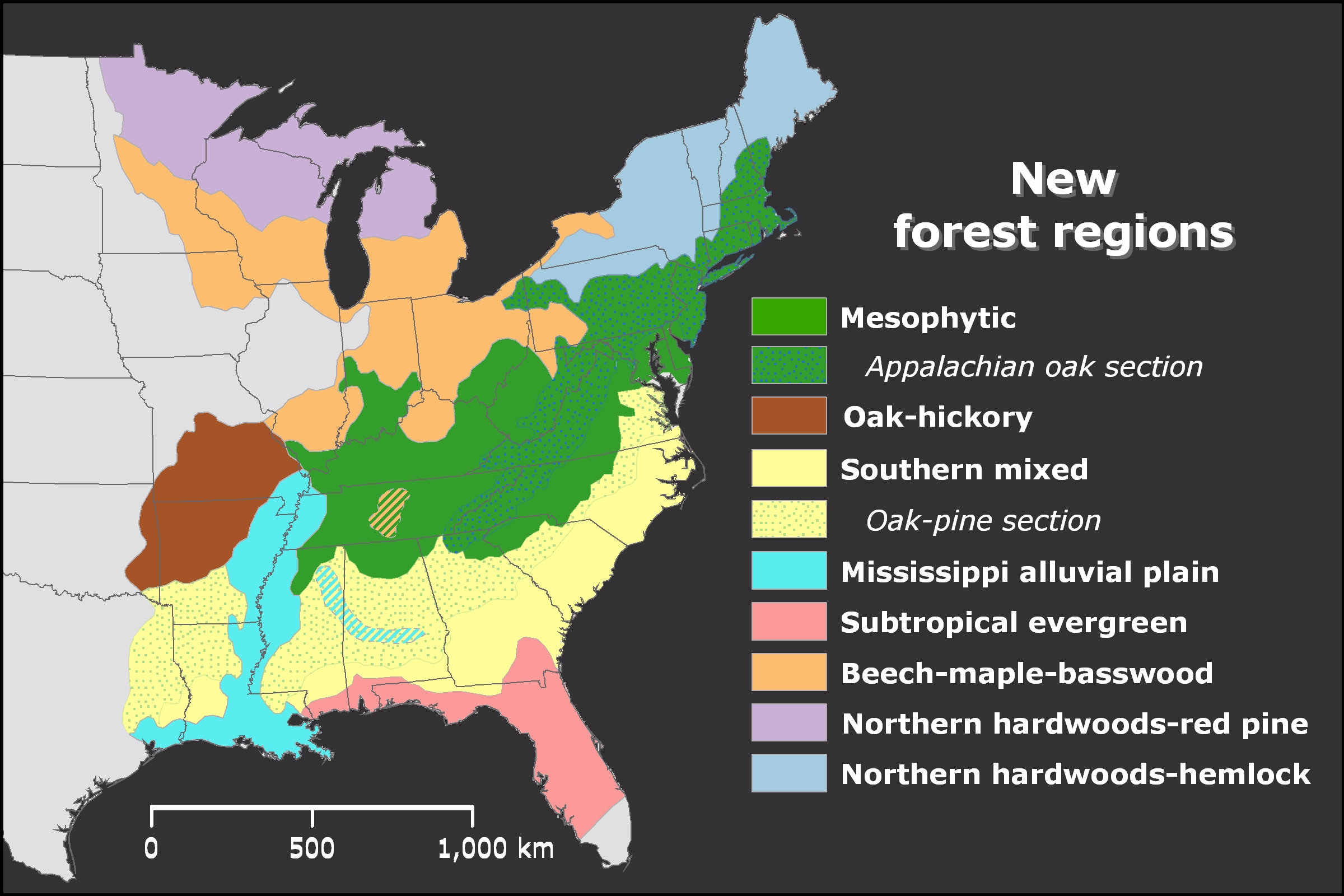 Understanding ecological and conservation issues deciduous forest biome watershed. Eastern Deciduous Forest U S National Park Service