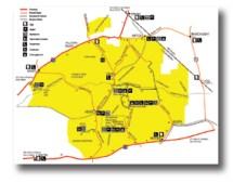 Maps amp Brochures Mojave National Preserve US National