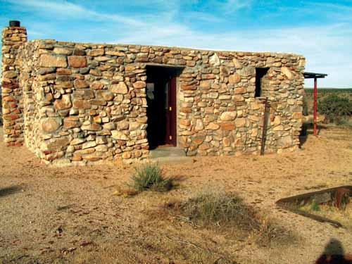 Rock Spring Loop Trail Mojave National Preserve US