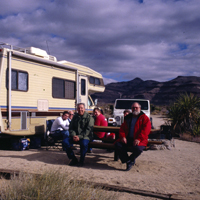 Campgrounds Mojave National Preserve US National Park