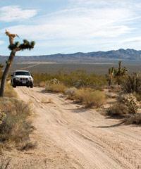 Mojave Road 4Wheel Drive Route Mojave National Preserve